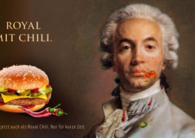 Royal with Chili
